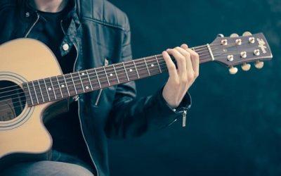 Cours de guitare dans la Drôme