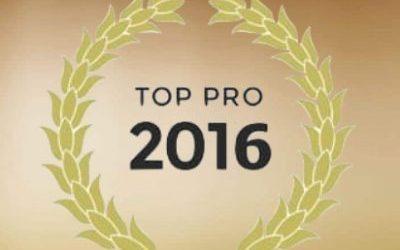 Musilodie élue Top Pro 2016