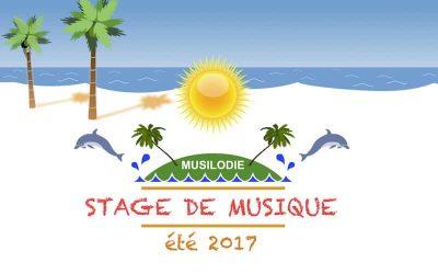 Stage d'été de musique autour de Valence et de Romans-sur-Isère